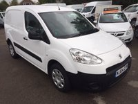 USED 2014 64 PEUGEOT PARTNER 1.6 HDI PROFESSIONAL L1 850 1d 89 BHP EXCELLENT CONDITION