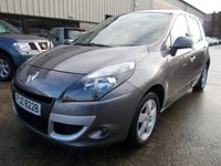 USED 2009 RENAULT SCENIC 1.6 DYNAMIQUE VVT 5d 109 BHP Excellent Budget Family Car, Finance Available No Deposit Necessary