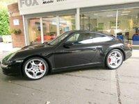 2006 PORSCHE 911 3.8 CARRERA 4 S 2d 350 BHP £30000.00