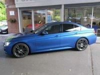 2013 BMW 3 SERIES 2.0 320I M SPORT 4d 181 BHP £15975.00