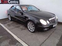 2008 MERCEDES-BENZ E CLASS 3.0 E280 CDI SPORT 4d AUTO 187 BHP £6975.00