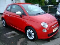 2015 FIAT 500 1.2 COLOUR THERAPY 3d 69 BHP £6999.00