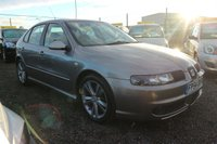 2004 SEAT LEON 1.8 T FR 20V 5d 177 BHP £2695.00