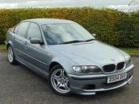 2004 BMW 3 SERIES 2.0 318I SPORT 4d  £2485.00