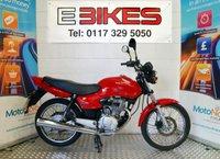 2007 HONDA CG 125 - 4  £1295.00