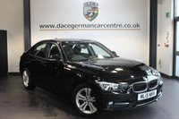 USED 2015 15 BMW 3 SERIES 2.0 318D SPORT DIESEL 4DR + FULL BMW SERVICE HISTORY + 1 OWNER FROM NEW + BUSINESS SATELLITE NAVIGATION + BLUETOOTH +
