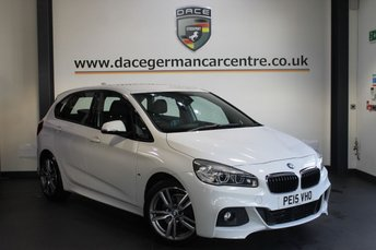 2015 BMW 2 SERIES 1.5 218I M SPORT ACTIVE TOURER 5DR £18970.00