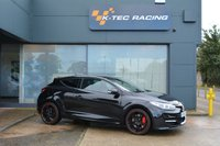 USED 2015 65 RENAULT MEGANE 2.0 RENAULTSPORT CUP S S/S 3d 275 BHP HUGE SPECIFICATION - LEATHER RECAROS, OHLINS SUSPENSION, AKRAPOVIC TITANTIUM EXHAUST