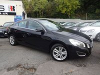 USED 2012 62 VOLVO S60 1.6 D2 SE LUX 4d 113 BHP NATIONALLY PRICE CHECKED DAILY