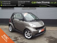 2010 SMART FORTWO 1.0 PULSE MHD 2d AUTO 71 BHP £3295.00