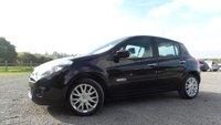 2010 RENAULT CLIO 1.1 DYNAMIQUE TOMTOM TCE 5d 100 BHP £4495.00
