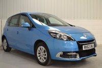 2012 RENAULT SCENIC 1.5 DYNAMIQUE TOMTOM DCI EDC 5d AUTO 110 BHP £9490.00