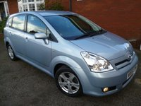 2006 TOYOTA COROLLA 1.8 VERSO T3 VVT-I 5d 128 BHP 7 Seater Excellent Example £4145.00