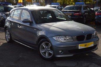 2004 BMW 1 SERIES 2.0 120D SPORT 5d 160 BHP £3671.00
