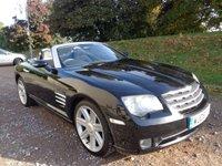 2005 CHRYSLER CROSSFIRE 3.2 V6 2d AUTO 215 BHP £5250.00