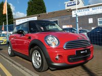 2012 MINI HATCH COOPER 1.6 COOPER 3d  £7995.00