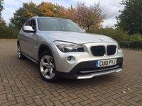 2010 BMW X1 2.0 XDRIVE18D SE 5d 141 BHP £10000.00