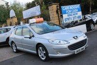 2006 PEUGEOT 407 2.2 SW SPORT HDI 5d 168 BHP £2790.00