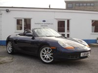 2002 PORSCHE BOXSTER 2.7 24V 2d 217 BHP £5995.00