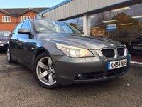 2004 BMW 5 SERIES 2.5 525D SE 4d AUTO 175 BHP £3495.00