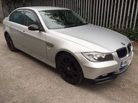 2007 BMW 3 SERIES 2.0 320D SE 4d 161 BHP £3595.00