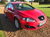 2010 SEAT LEON 1.6 CR TDI SE 5d 103 BHP £6500.00
