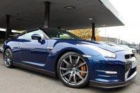 2012 NISSAN GT-R 3.8 PREMIUM EDITION 2d AUTO 530 BHP £50000.00