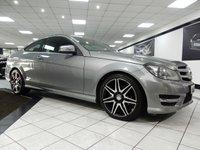 2013 MERCEDES-BENZ C CLASS C250 CDI AMG SPORT PLUS BLUEEFFICIENCY AUTO 202 BHP £15975.00