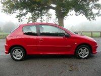 2005 PEUGEOT 206 1.4 SPORT S 3d 88 BHP £1495.00