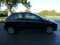 2005 PEUGEOT 206 1.1 SPORT S 3d 60 BHP £1295.00