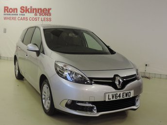 2014 RENAULT SCENIC 1.5 GRAND DYNAMIQUE TOMTOM ENERGY DCI S/S 5d 110 BHP £11699.00