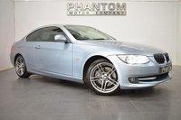 2011 BMW 3 SERIES 3.0 330D SE 2d 242 BHP £11490.00
