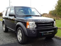 2006 LAND ROVER DISCOVERY 2.7 3 TDV6 SE 5d 188 BHP £SOLD