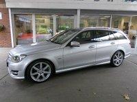 2011 MERCEDES-BENZ C CLASS 2.1 C220 CDI BLUEEFFICIENCY SPORT 5d AUTO 168 BHP £10975.00