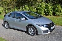 2015 HONDA CIVIC 1.3 I-VTEC S 5d 98 BHP £10695.00