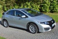 2015 HONDA CIVIC 1.3 I-VTEC S 5d 98 BHP £10795.00