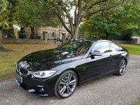 2013 BMW 4 SERIES 2.0 428I M SPORT 2d AUTO 242 BHP £23950.00