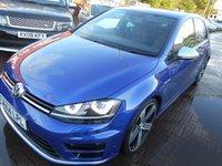 2015 VOLKSWAGEN GOLF 2.0 R DSG 5d AUTO 298 BHP £28490.00