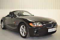 2005 BMW Z4 2.2 Z4 SE ROADSTER 2d 168 BHP £3990.00
