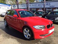 2009 BMW 1 SERIES 2.0 116D SPORT 3d 114 BHP £5495.00