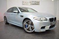 2012 BMW 5 SERIES 4.4 M5 4d AUTO 553 BHP £32990.00