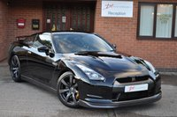2009 NISSAN GT-R 3.8 BLACK EDITION 2d AUTO 479 BHP £39950.00