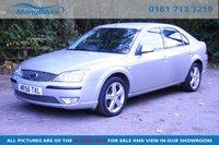 2007 FORD MONDEO 2.2 TITANIUM TDCI 5d 155 BHP - Diesel £2150.00