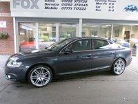 2009 AUDI A6 2.0 TDI LE MANS 4d 168 BHP £10475.00
