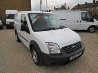 2013 FORD TRANSIT CONNECT 75T 200 1.8TDCi SWB LOW ROOF VAN £5995.00