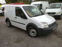 2009 FORD TRANSIT CONNECT T200 90PS SWB FACELIFT MODEL £3195.00