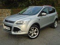 2013 FORD KUGA 2.0 TITANIUM X TDCI 5d AUTO 160 BHP- 4 WHEEL DRIVE - £14995.00