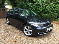 2009 BMW 1 SERIES 2.0 116I SPORT 5d 121 BHP £5989.00