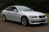 USED 2011 61 BMW 3 SERIES 2.0 320D SE 2d AUTO 181 BHP
