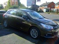2012 CITROEN C4 1.6 VTR PLUS 5d AUTO 118 BHP £6999.00